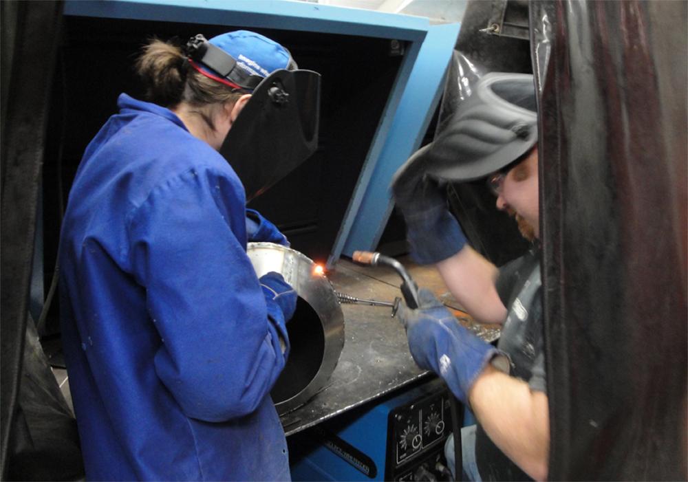 SMWTC welding