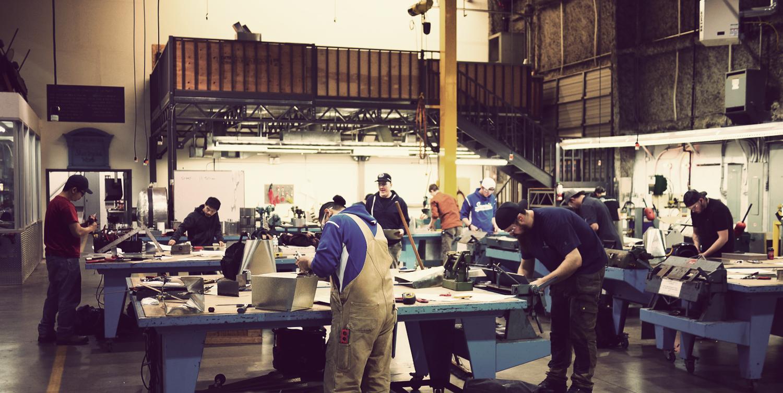 SMWTCS Annual Apprentice Contest
